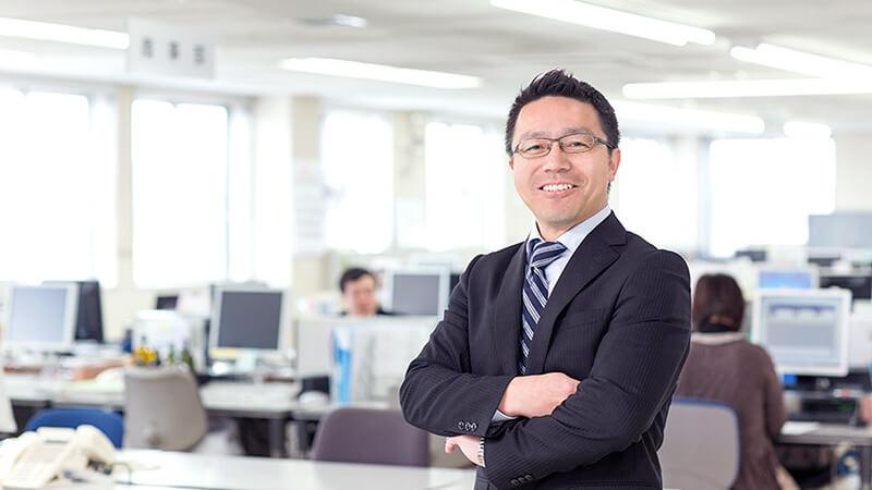 中部流通株式会社代表取締役山田武彦