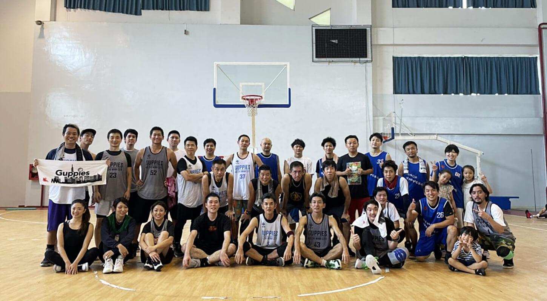 バスケットボールチーム