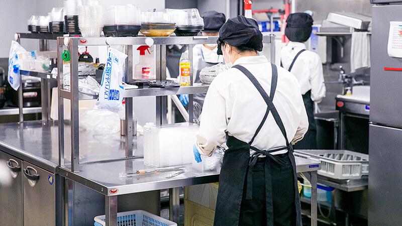食品工場運営・店舗運営・厨房効率化支援